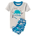 Dino Finder Shortie Two-Piece Gymmies®
