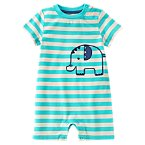 Elephant Striped One-Piece