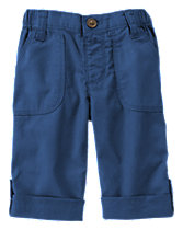 Roll Cuff Pants