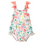 Rainforest One-Piece Swimsuit
