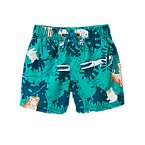 Rainforest Animals Swim Trunks