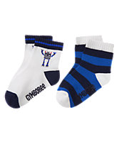 Monster & Striped Socks Two-Pack