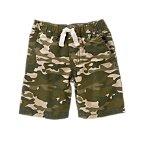 Pull-On Camo Shorts