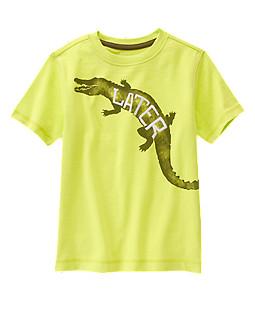 Later Gator Tee