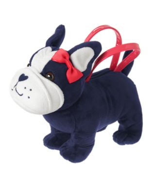 Plush Puppy Purse