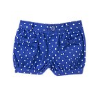 Diamond Print Bubble Shorts
