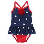 Star One-Piece Swimsuit