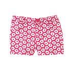 Daisy Print Shorts