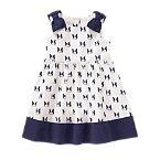 Puppy Print Dress