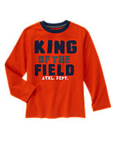 King of the Field Tee