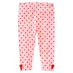 Strawberry Dot Leggings