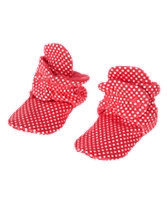 Polka Dot Booties
