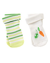 Fresh Veggie Socks Two-Pack