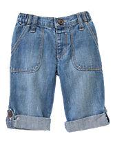 Roll Cuff Jeans