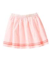 Neon Geo Skirt