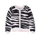 Zebra Cardigan