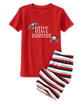 Dirt Monster Shortie Two-Piece Gymmies®