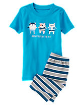 Aargh You Ready For Bed Shortie Two-Piece Gymmies®