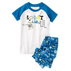 Robot Lab Shortie Two-Piece Gymmies®