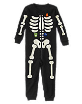 Skeleton One-Piece