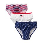 Stars & Stripes Underwear Three-Pack