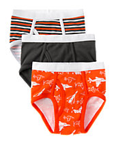 Airplane Briefs Three-Pack
