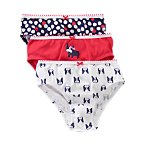 Boston Terrier Pup Underwear Three-Pack