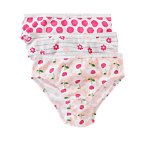 Sparkle Daisy Underwear Three-Pack