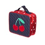Cherry Polka Dot Lunchbox