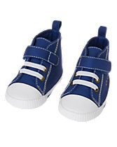 High Top Crib Shoes