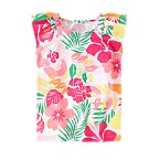 Tropical Flowers Tee