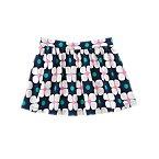 Geo Floral Skirt