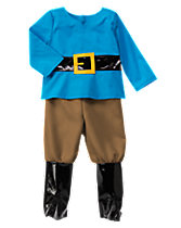 Gnome Two-Piece Costume