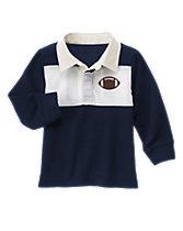 Football Rugby Shirt