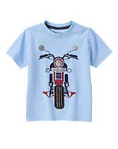 Motorcycle Tee
