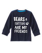 Bear Friend Long Sleeve Tee