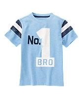 No. 1 Bro Tee