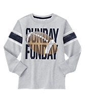 Sunday Funday Long Sleeve Tee