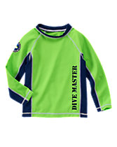 Dive Master Rash Guard