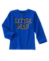 Little Man Long Sleeve Tee