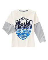 Grizzly Ridge Long Sleeve Tee