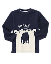Polar Bear Long Sleeve Tee