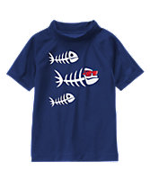 Fishy Fun Rash Guard