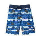 Shark Fins Swim Shorts
