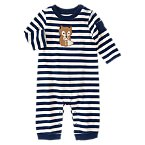 Fox Striped One-Piece