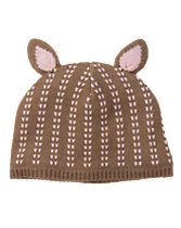 Squirrel Sweater Hat