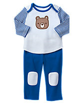 Bear Two-Piece Set