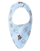 Bear Reversible Bib