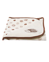 Hedgehog Reversible Blanket