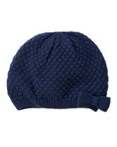 Bow Sweater Hat